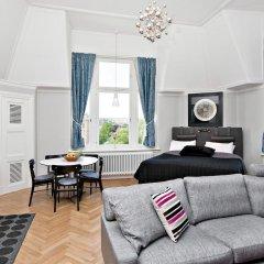 Отель Avenue A1 Улучшенные апартаменты с различными типами кроватей фото 19
