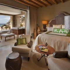Отель Waldorf Astoria Los Cabos Pedregal 5* Стандартный номер с различными типами кроватей фото 4