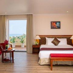 Отель Sunny Beach Resort and Spa 4* Номер Делюкс с различными типами кроватей фото 5