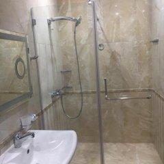 Апартаменты Luxe Apartment at North Avenue Ереван ванная