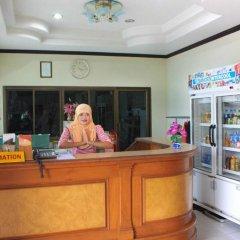 Отель OYO 747 Suwanna Hotel Таиланд, Краби - отзывы, цены и фото номеров - забронировать отель OYO 747 Suwanna Hotel онлайн интерьер отеля фото 3