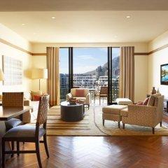Отель One&Only Cape Town 5* Люкс с различными типами кроватей фото 7