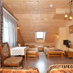Отель R&R Spa Villa Trakai Литва, Тракай - отзывы, цены и фото номеров - забронировать отель R&R Spa Villa Trakai онлайн комната для гостей фото 4