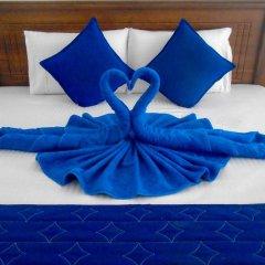 Golden Park Hotel Номер Делюкс с двуспальной кроватью