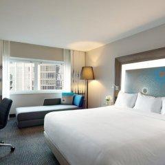 Отель Novotel New York Times Square 4* Стандартный номер с двуспальной кроватью фото 5