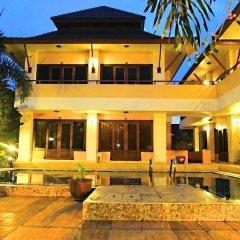 Отель Chaba Garden Resort 3* Стандартный номер с различными типами кроватей фото 10