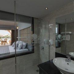Отель Ali Baba Palace ванная