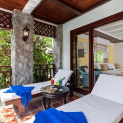 Отель Thavorn Beach Village Resort & Spa Phuket 4* Номер Делюкс с различными типами кроватей фото 5