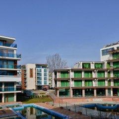 Апартаменты ПМГ Апартаменты Лагуна Солнечный берег бассейн