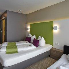 Hotel Demas City 3* Стандартный номер с разными типами кроватей фото 4