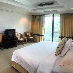 Отель Murraya Residence 3* Улучшенные апартаменты с различными типами кроватей фото 13