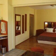 Семейный Отель Палитра 3* Номер категории Эконом с 2 отдельными кроватями фото 22