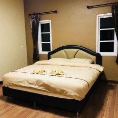 Отель Benwadee Resort 2* Коттедж с различными типами кроватей фото 13