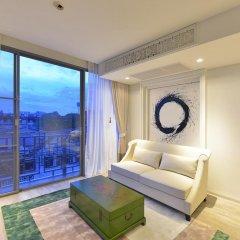 Отель Riva Arun Bangkok 4* Люкс Премиум с различными типами кроватей фото 15