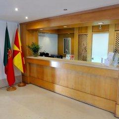 Almar Hotel Apartamento интерьер отеля