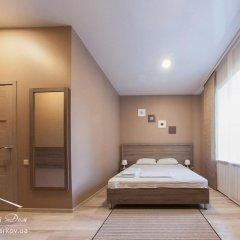 Гостиница Гостинный Дом Полулюкс разные типы кроватей фото 11
