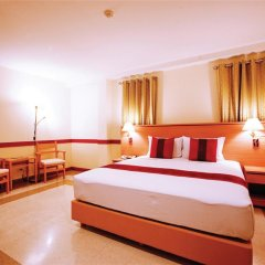 Отель Ecotel 3* Номер Делюкс