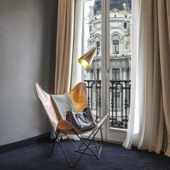 Отель The Principal Madrid - Small Luxury Hotels of The World 5* Представительский номер с различными типами кроватей фото 3