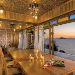 Отель Santhiya Koh Yao Yai Resort & Spa питание