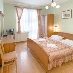 Hotel Derby 3* Стандартный номер с различными типами кроватей фото 2