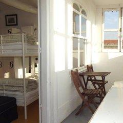 Porto Wine Hostel Кровать в общем номере двухъярусные кровати фото 6