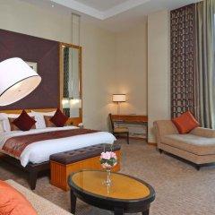 Al Raha Beach Hotel Villas 4* Полулюкс с различными типами кроватей фото 2