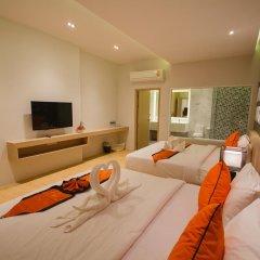 Platinum Hotel 3* Улучшенные апартаменты разные типы кроватей