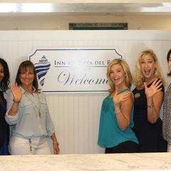 Отель Inn at Playa del Rey США, Лос-Анджелес - отзывы, цены и фото номеров - забронировать отель Inn at Playa del Rey онлайн интерьер отеля фото 3