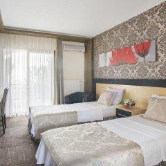 Berksoy Hotel Турция, Дикили - отзывы, цены и фото номеров - забронировать отель Berksoy Hotel онлайн комната для гостей фото 3