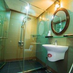 Отель Hoang Dao Villa 3* Улучшенный номер с различными типами кроватей фото 6