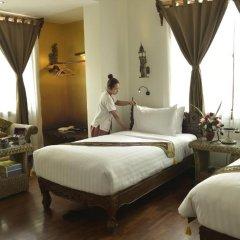 Bagan King Hotel 3* Улучшенный номер с различными типами кроватей фото 20