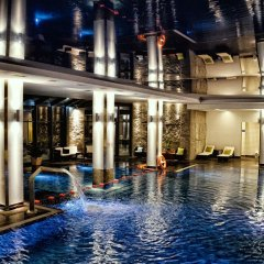 Отель Rezydencja Nosalowy Dwór бассейн фото 2
