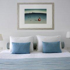 Отель Santorini Kastelli Resort 5* Улучшенный номер с различными типами кроватей