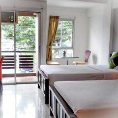 Апартаменты The Nara-ram 3 Suite Boutique Service Apartment Бангкок комната для гостей фото 3