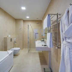 Гостиница Panorama De Luxe 5* Полулюкс с различными типами кроватей фото 9