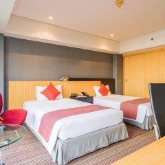 Отель BelAire Bangkok 4* Улучшенный номер фото 6