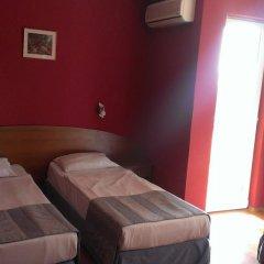 Hotel Lazuren Briag 3* Стандартный номер с различными типами кроватей фото 13
