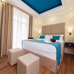 Гостиница Голубая Лагуна Люкс с двуспальной кроватью фото 3