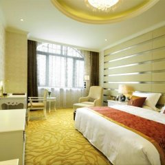 Отель Juny Oriental Hotel Китай, Пекин - отзывы, цены и фото номеров - забронировать отель Juny Oriental Hotel онлайн комната для гостей фото 5