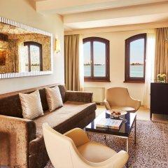 Отель San Clemente Palace Kempinski Venice 5* Представительский люкс с различными типами кроватей фото 3