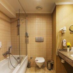 Отель Throne Seagate Belek 5* Стандартный номер фото 3