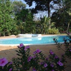 Hotel Finca El Capitan бассейн