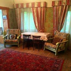 Гостиница Чеховская Дача Люкс с различными типами кроватей фото 6