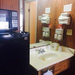 Отель Budget Host Platte Valley Inn 2* Стандартный номер с двуспальной кроватью фото 10