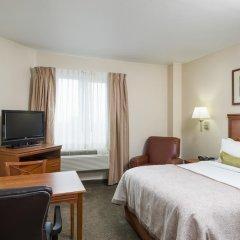 Отель Candlewood Suites NYC -Times Square 3* Студия с различными типами кроватей фото 7