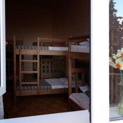 Хостел M42 Кровать в общем номере с двухъярусной кроватью фото 16
