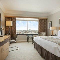 Отель London Hilton on Park Lane 5* Представительский номер с различными типами кроватей фото 4