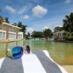 Отель Obidos Lagoon Wellness Retreat 4* Апартаменты разные типы кроватей фото 48