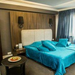 Отель Атлантик 3* Стандартный номер с двуспальной кроватью фото 15