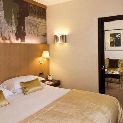 Отель Starhotels Ritz 4* Люкс с различными типами кроватей фото 9